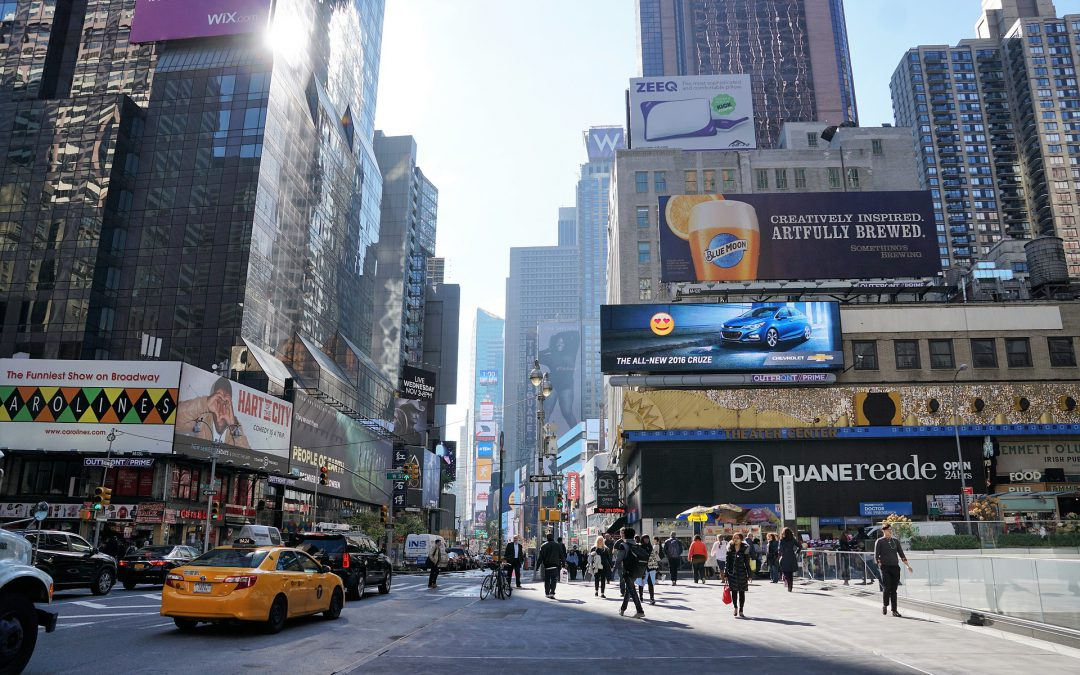 Sposób na skuteczną reklamę – szyldy reklamowe